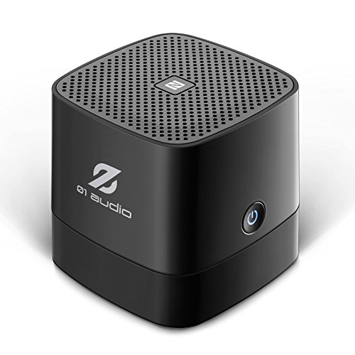 Bluetooth Speakers: Zero-One Audio SOLO PP Portable Wireless Speaker, 12 Months Warranty, NFC, High-Definition Sound Quality with 20 Hour Playtime for Outdoors / Indoor Entertainment (Black) (Long Range Wireless Speakers compare prices)