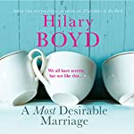 A Most Desirable Marriage | Hilary Boyd
