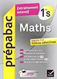 img - for Prepabac Entrainement Intensif: 1re - Maths - S by Michel Abadie (2015-07-01) book / textbook / text book