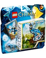 Lego Legends Of Chima - Speedorz - 70105 - Jeu de Construction - Le Piège du Nid