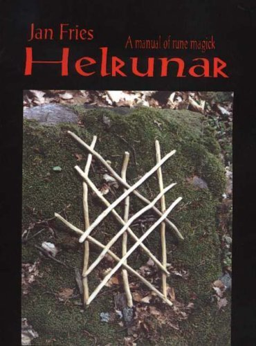 Helrunar: A Manual of Rune Magick by Jan Fries (2006-01-01)