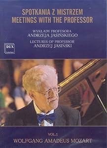 Andrzej Jasinski - Meetings with The Professor Vol. 1 Mozart [DVD]