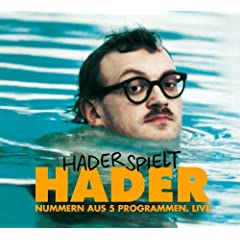Hader spielt Hader: live in Mnchen 2009 Audio CD