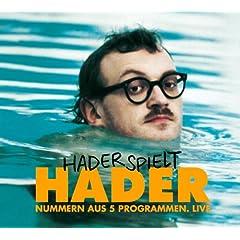 Hader spielt Hader: live in München 2009 Audio CD