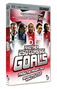 Another 250 Classic Goals [UMD pour PSP]