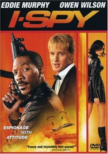 I Spy Cover