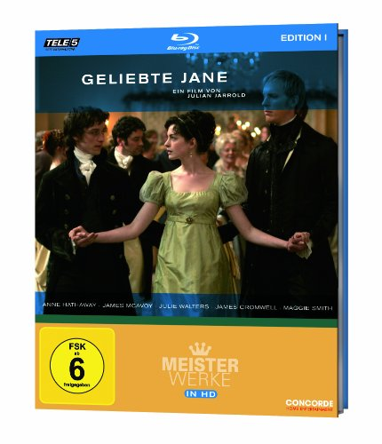 Geliebte Jane - Meistwerke in HD Edition 1/Teil 1 [Blu-ray]
