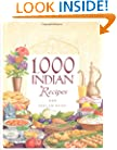 1,000 Indian Recipes (1,000 Recipes)
