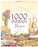 img - for 1,000 Indian Recipes (1,000 Recipes) book / textbook / text book
