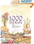 1,000 Indian Recipes (Small Print)