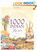 1,000 Indian Recipes (Small Print)