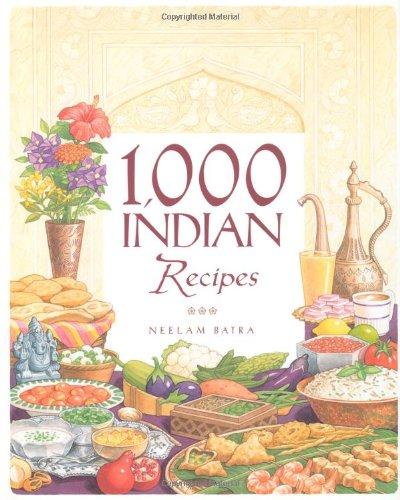 1,000 Indian Recipes (1,000 Recipes)