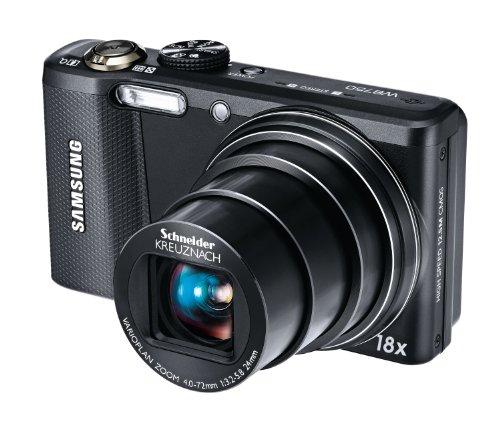 Samsung WB750 schwarz