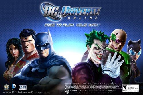 DC Universe Online [Download]