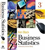 Business Statistics: Contemporary Decision Making (0324009208) by Black