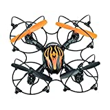 DEMON DRONE | UDIRC U830A - RADIO CONTROL SYSTEM (4CH QUADCOPTER WITH 2.4G) - BLACK
