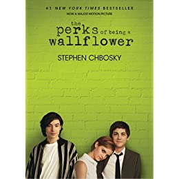 spring reading: The Perks of Being a Wallflower, Stephen Chbosky