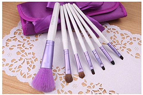 化粧ブラシ セット メイクブラシ セット 専用 収納ケース 付 7本 セット