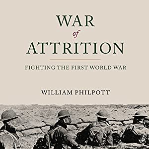 War of Attrition Audiobook