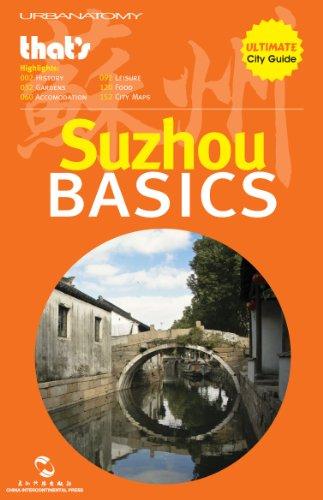 Suzhou Basics (Suzhou Guidebooks)