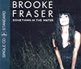 Something in the Water Import Edition by Fraser,Brooke (2011)Audio CD