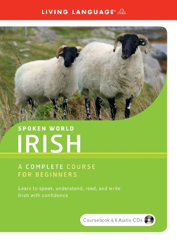 Spoken World: Irish (Book & CDs)