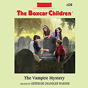 The Vampire Mystery Audiobook