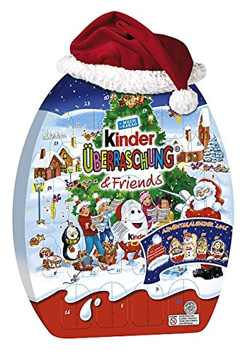 Kinder Egg Surprise & Friends Advent Calendar
