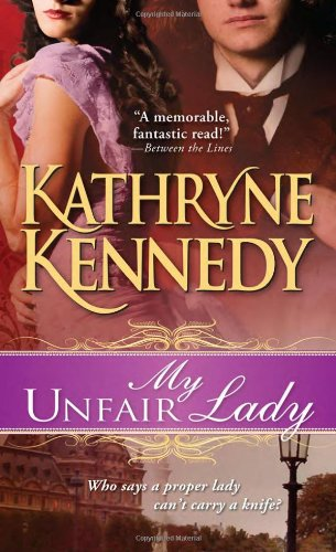 Image of My Unfair Lady: A charming and sexy historical romance