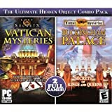 Vatican Mysteries and Buckingham Palace Hidden Object Combo Pack (PC CD)