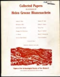 img - for Collected papers in honor of Helen Greene Blumenschein (Papers of the Archaeological Society of New Mexico; no. 5) book / textbook / text book