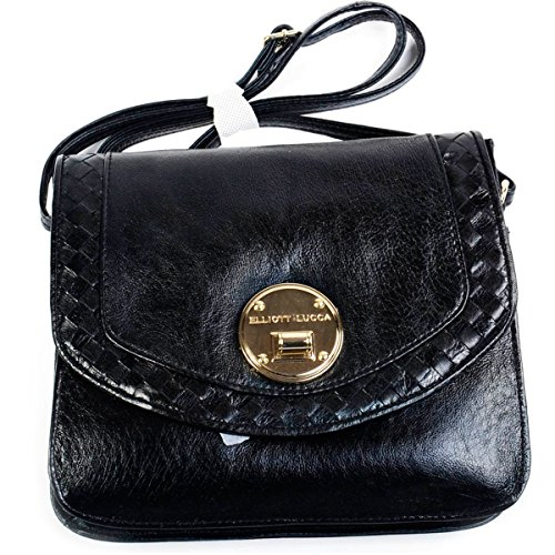 elliott-lucca-womans-rojo-flap-genuine-leather-crossbody-handbag-black-onyx