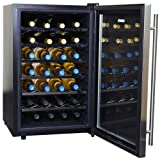 newair aw 281e 28 bottle thermoelectric wine cooler