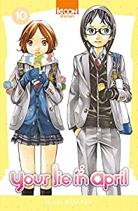 Your Lie in April Edition simple Tome 10