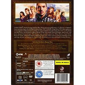 Tudors, the - Season 1 / Tudors, the - Season 2 / Tudors, the - Season 3 /