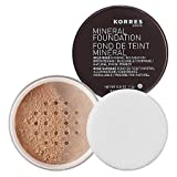 Wild Rose Mineral Foundation SPF30 by Korres Medium Tan WRMF4