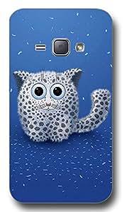 SEI HEI KI Designer Back Cover For Samsung Galaxy J1 (2016 Edition) - Multicolor