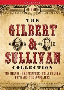Gilbert & Sullivan: Box Set (Mikado/ Gondoliers/ Hms Pinafore/ Trial By Jury/ Patience) [DVD] [2011] [NTSC]