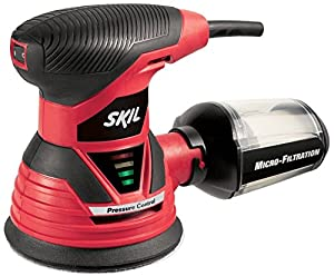 SKIL 7492-02 5-Inch Random Orbit Sander With Pressure Control
