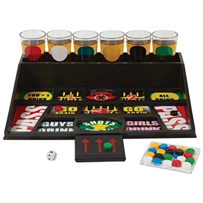 Maxam SPDG31 Drinking Game (31 Piece)