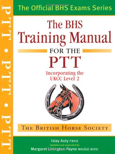 the-bhs-training-manual-for-the-ptt-revised-edition