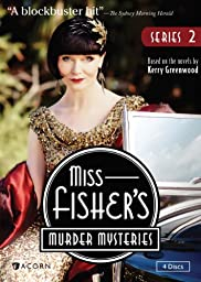 Miss Fisher\'s Murder Mysteries, Series 2
