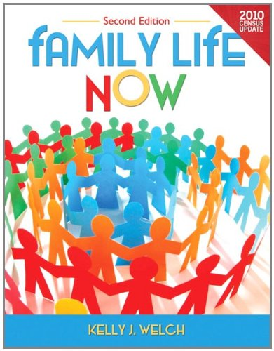 Family Life Now Census Update, Books A La Carte Edition (2nd Edition) PDF
