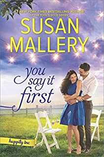 Book Cover: You Say It First