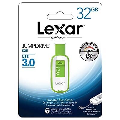 Lexar JumpDrive S25 USB 3.0 32GB High Speed Pen Drive
