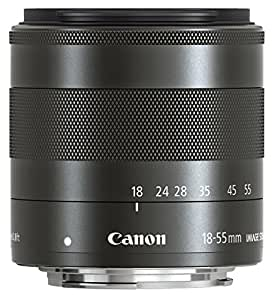 Canon 5984B005 Objectif EF-M 18-55mm f/3.5-5.6 IS STM