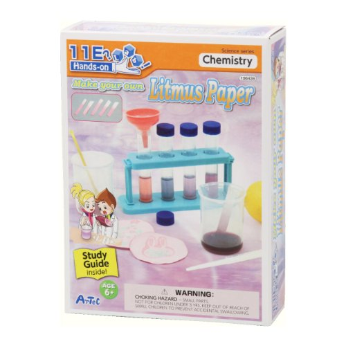ARTEC EDUCATIONAL Make Your Own Litmus Paper