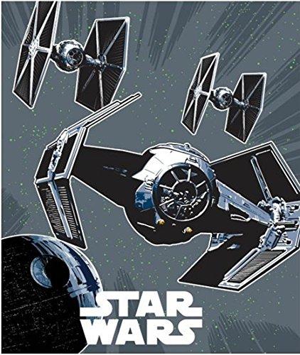 Star Wars Death Star Throw Blanket