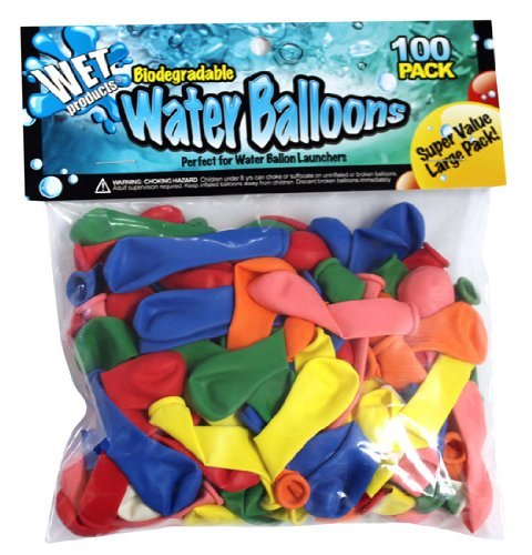 Biodegradable Water Balloons 500 pack