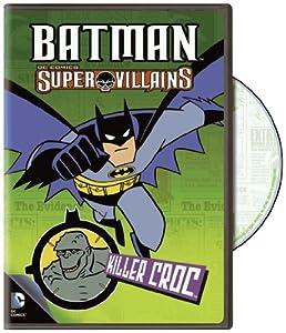 Batman Super Villains: Killer Croc